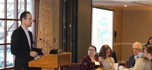 Attorney General Weiser Speaks at CBHC Annual Hill Day